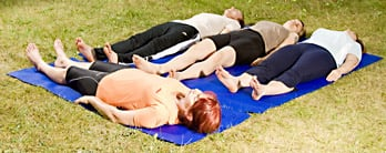 Jacobson Progressive Muscle Relaxation Berlin